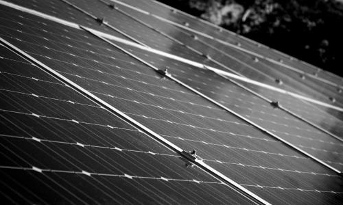 Solarmodule für vergüteter Eigenverbrauch