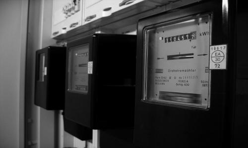Stromzähler Einspeisezähler für vergüteter Eigenverbrauch